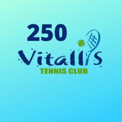 2º TORNEIO VITALLIS - 250