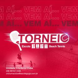 Torneio Escola Guga Beach Tennis 2020 - Feminina B