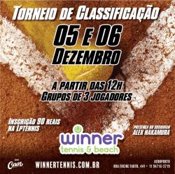 I - TORNEIO DE CLASSIFICAÇÃO DO RANKING - Categoria C