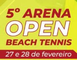 5º Arena Open de Beach Tennis