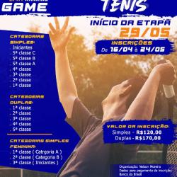 CPAT RANKING GAME (ETAPA NICC) - 5a CLASSE A MASC
