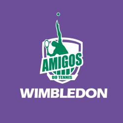6ª Etapa Torneio Amigos do Tennis - WIMBLEDON 2021 - Sábado 21/08