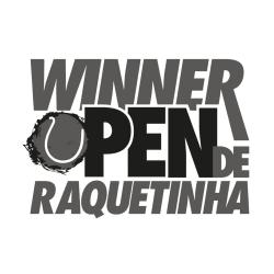Winner Open - Raquetinha Masculina Iniciante