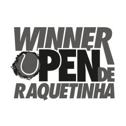 Winner Open - Raquetinha Feminina A