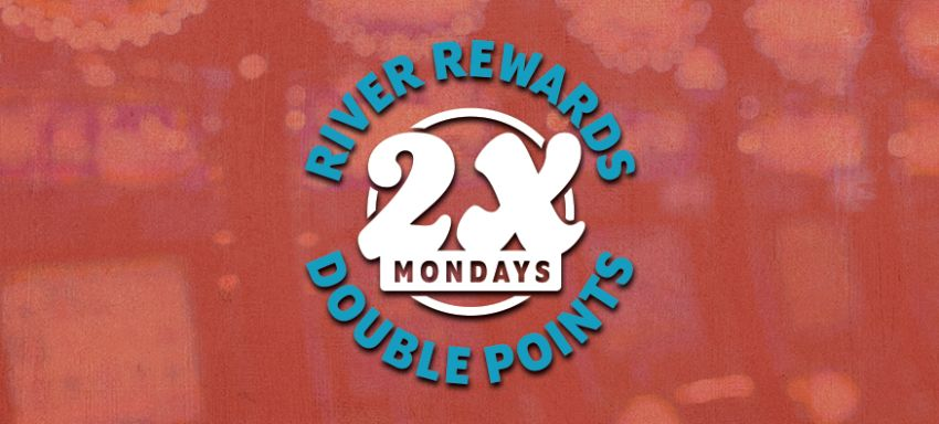 Double Point Monday Slots