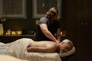 Nectar Spa & Salon Massage Room