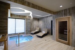 Nectar Spa & Salon Lounge with Hot Tub