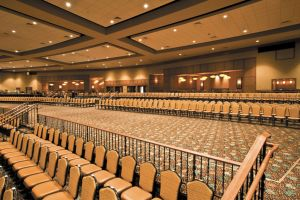 Event Center Seating
