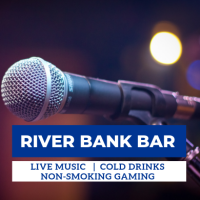 Live Music at the River Bank Bar