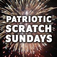 Patriotic Scratch Sundays