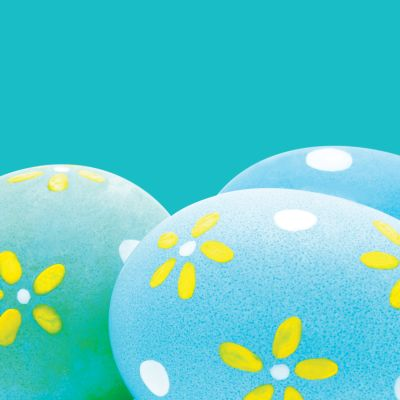 Easter Bunny Egg Pick