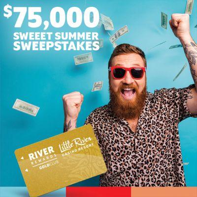 $75,000 Sweet Summer Sweepstakes