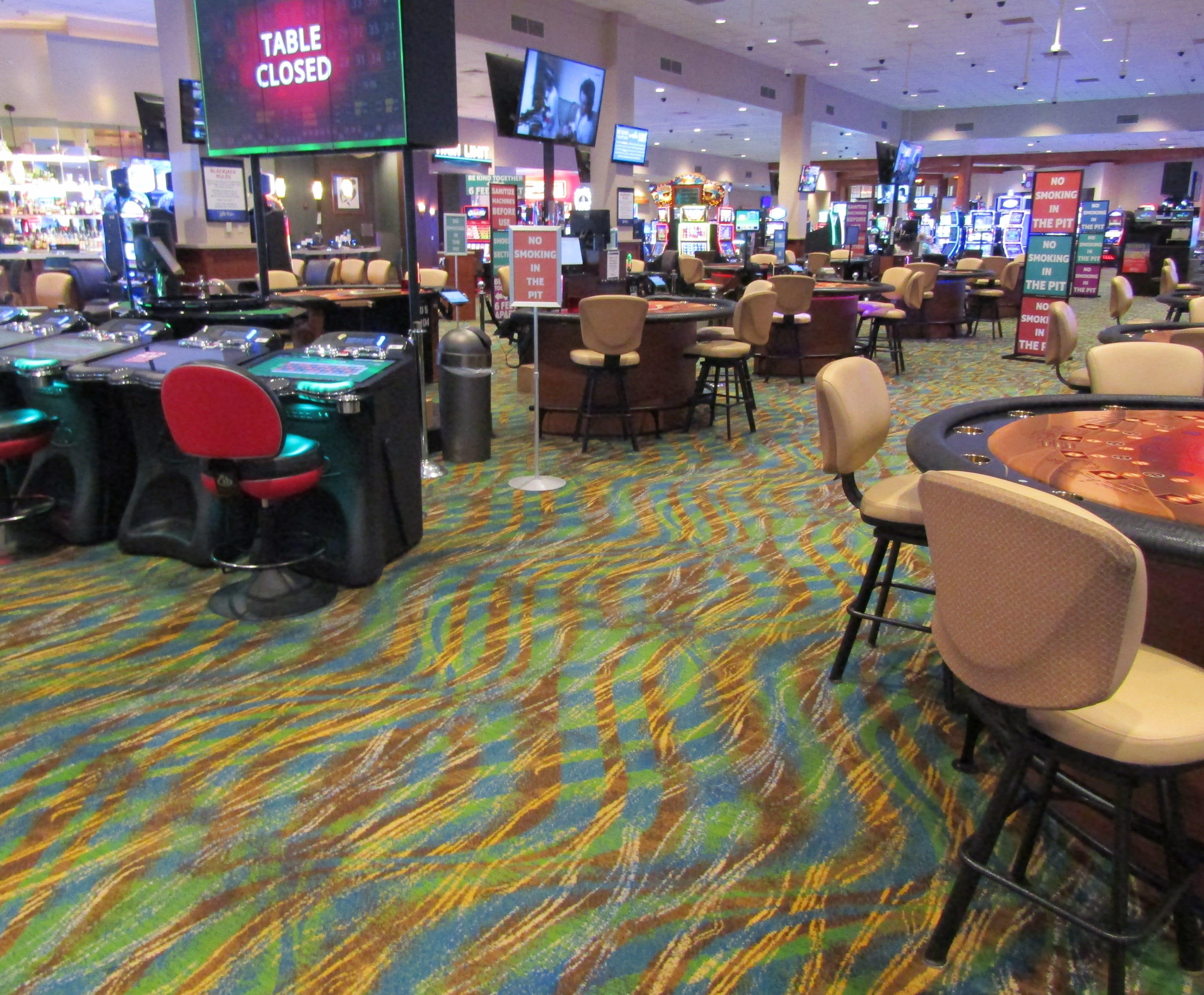 Non Smoking Casinos In Michigan