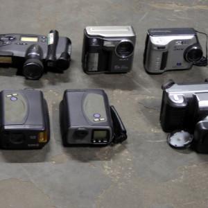 Cameras - still & movie but NOT CCTV