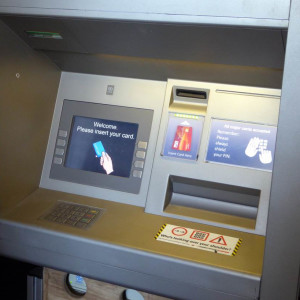 Banking, finance, Point Of Sale, ATM machine