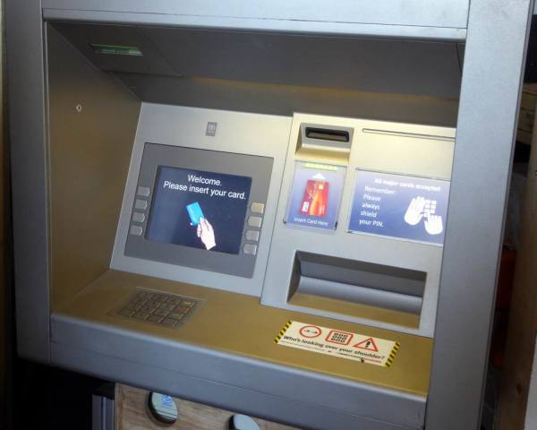 Fully Practical Atm Cash Dispenser Machine Electroprops