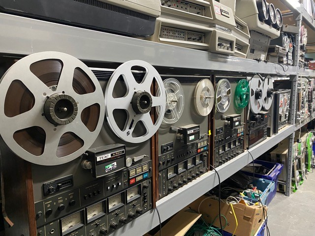 Reel to Reel tape recorders non practical