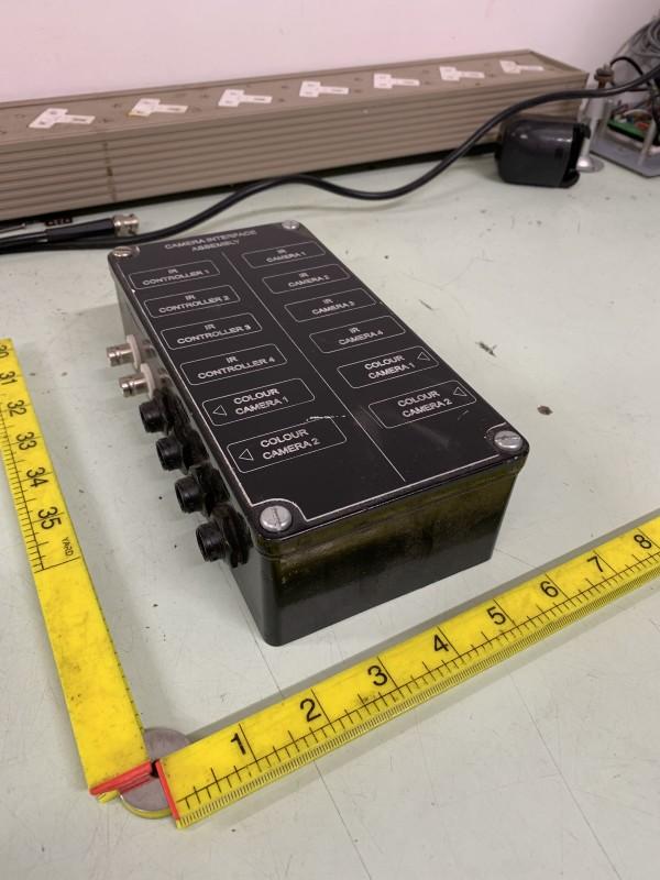 Camera Interface Assembly splitter box