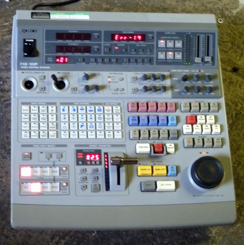 Practical Sony video console