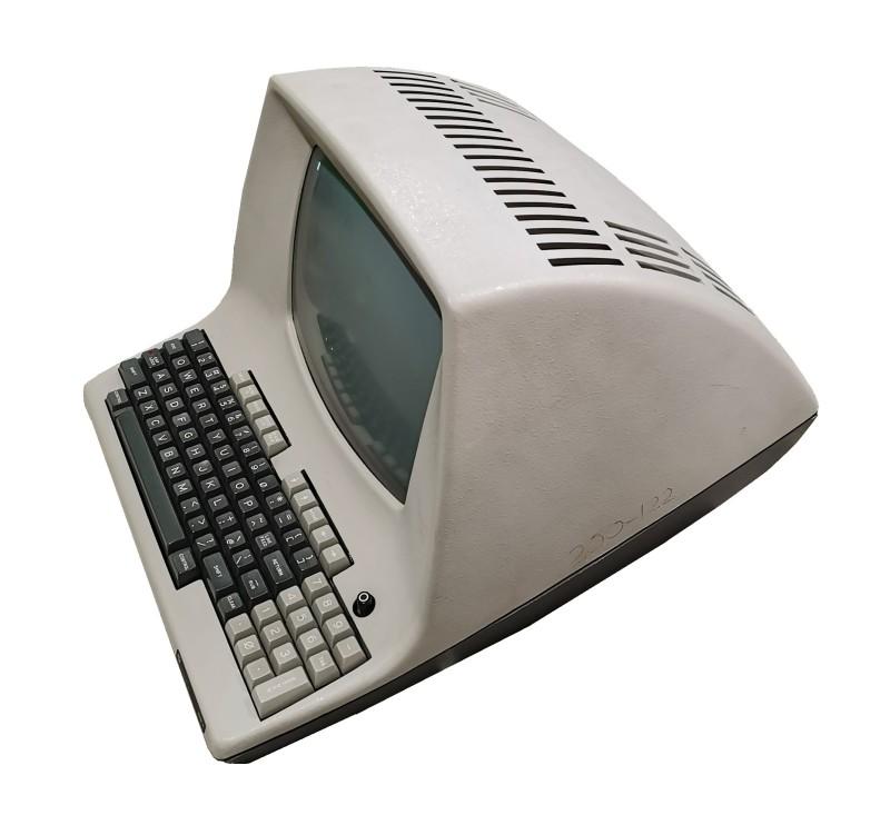 Lear Siegler ADM3A VDU computer terminal from 1974