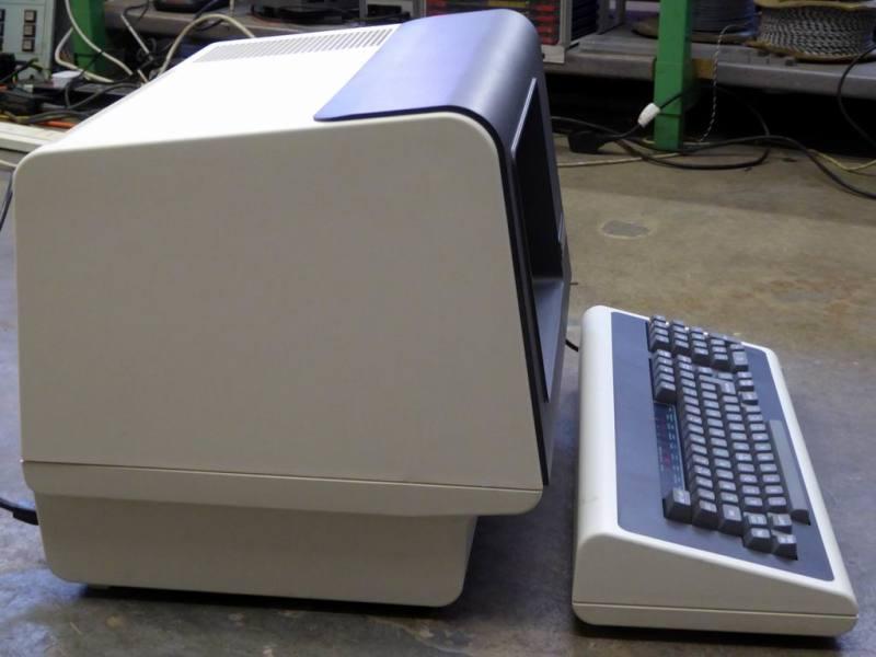 1970s DEC VT100 VDU computer terminal