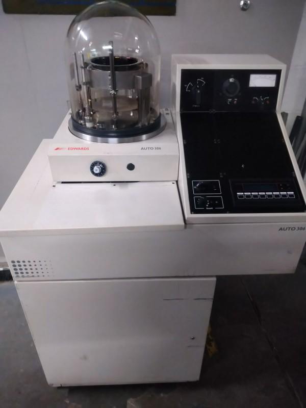Edwards Auto 306 vacuum pump/thermal evaporator - hi-tech science lab equipment