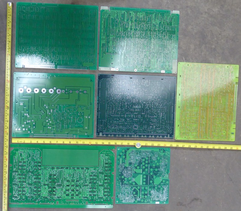 Printed Circuit Boards - blank, unpopulated