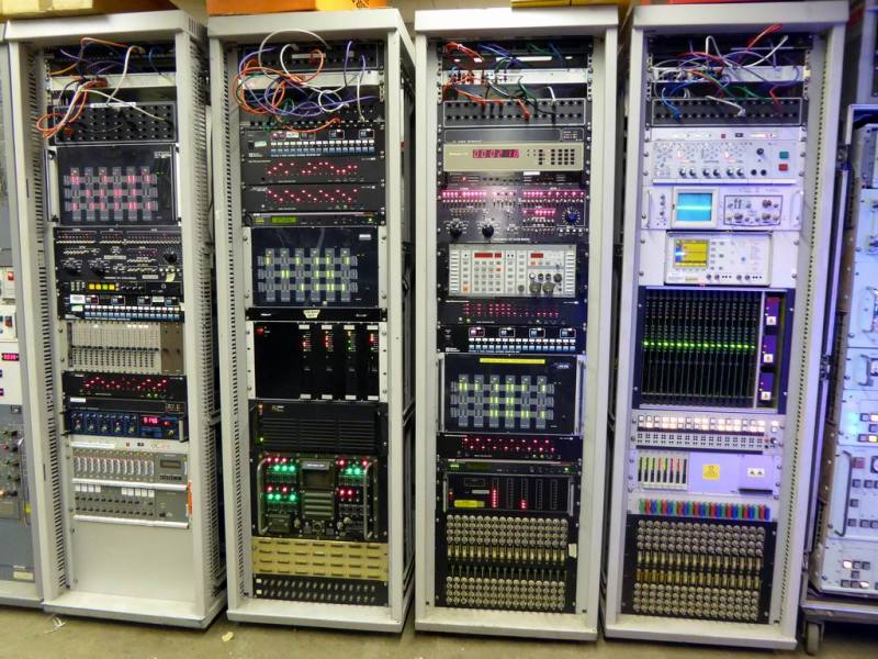 Selection of our server/equipment 6ft 7