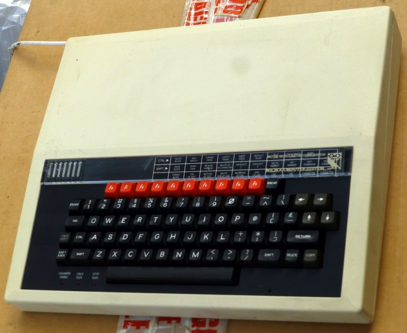 1980s BBC schools computer