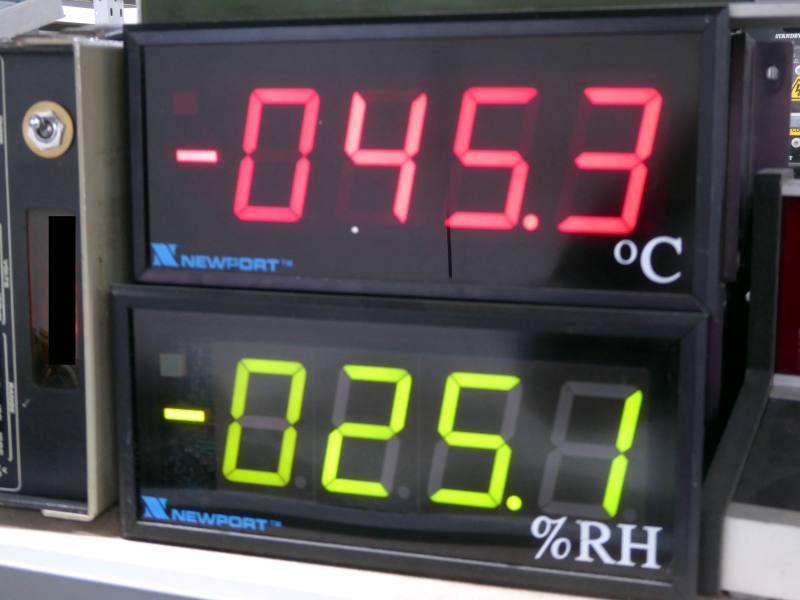 Practical 4 digit, 7 segment digital displays in red or green 4