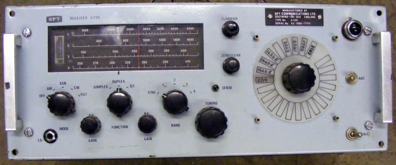 1960s/1970s marine radio
