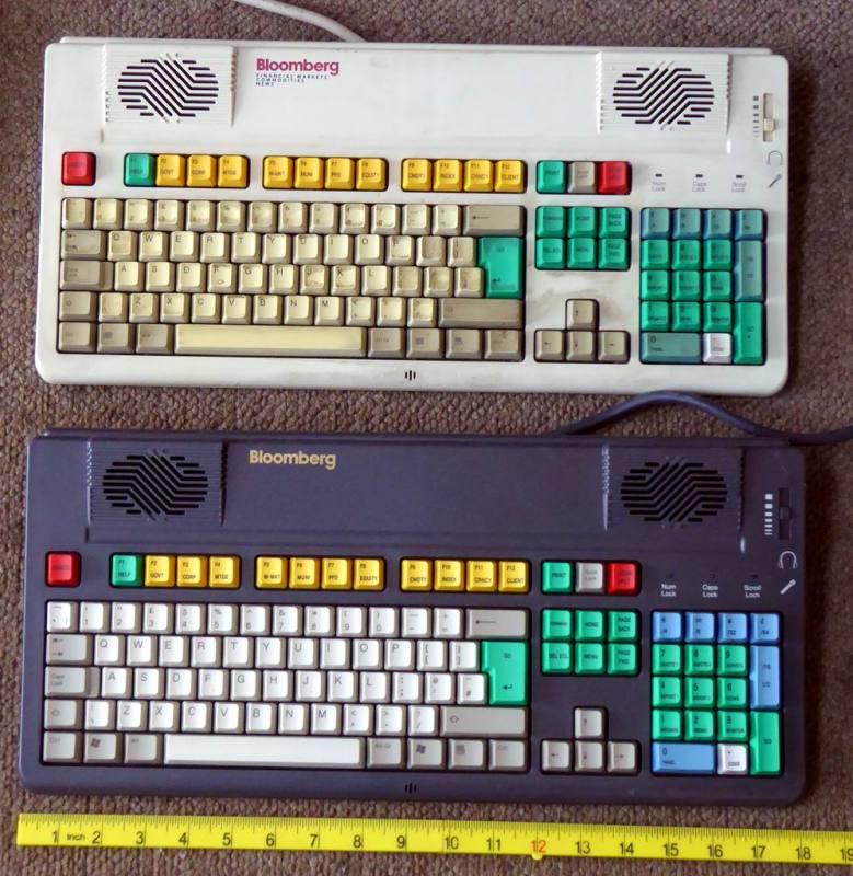 Dealer/trader keyboards