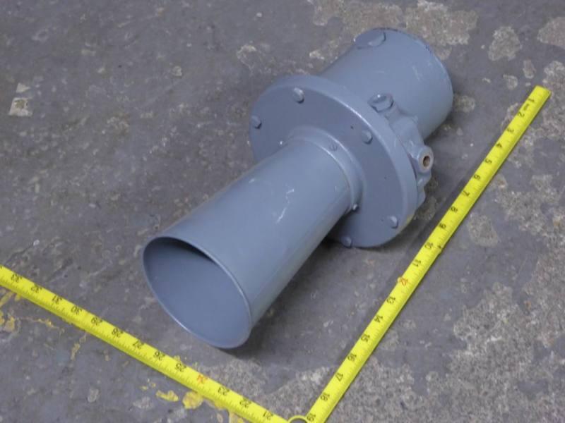 Heavy duty military/battleship horn/PA loudspeaker, klaxon alarm