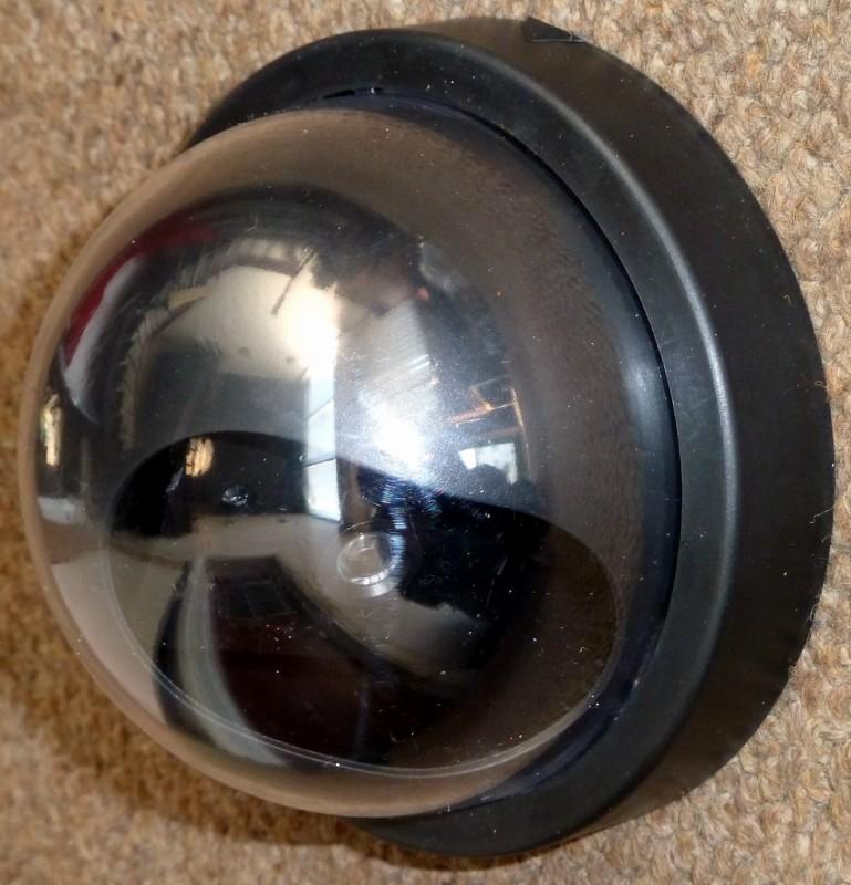 Internal CCTV dome camera