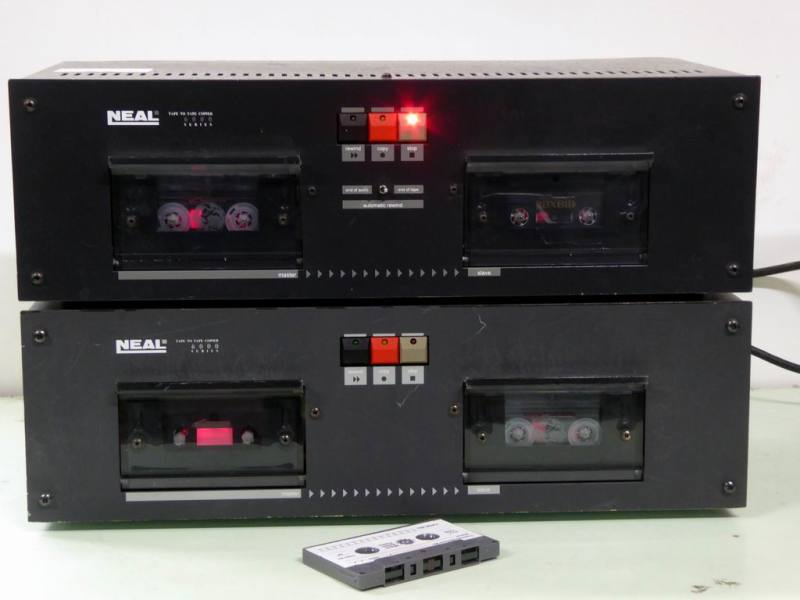 Practical Neal police interview recorders