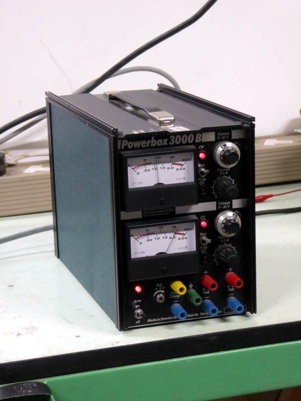 Practical Powerbox 3000B laboratory bench power supply