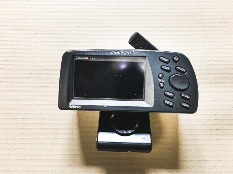 Practical GPS (StreetPilot)