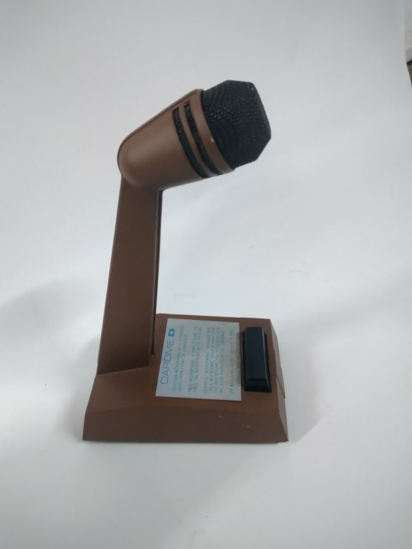 Darome Convener 610B Teleconference System with 4 desktop microphones