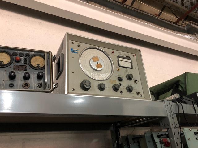 Period grey Marconi TF-1370A wide range R-C signal generator