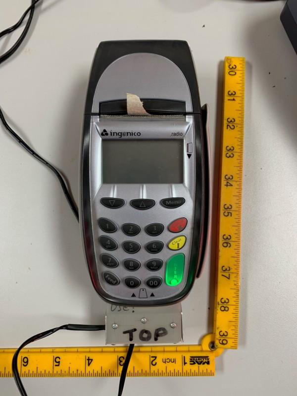 Practical chip and pin PDQ machine (Ingenico radio)