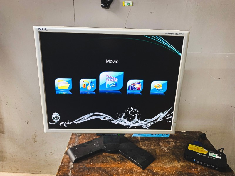 Practical Flat screen 20