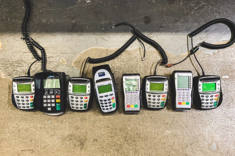 Selection of non-practical chip and pin PDQ terminals