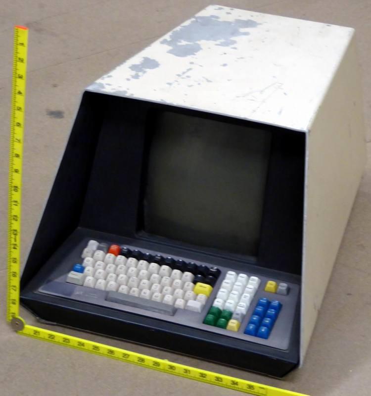 1970s VDU/computer terminal