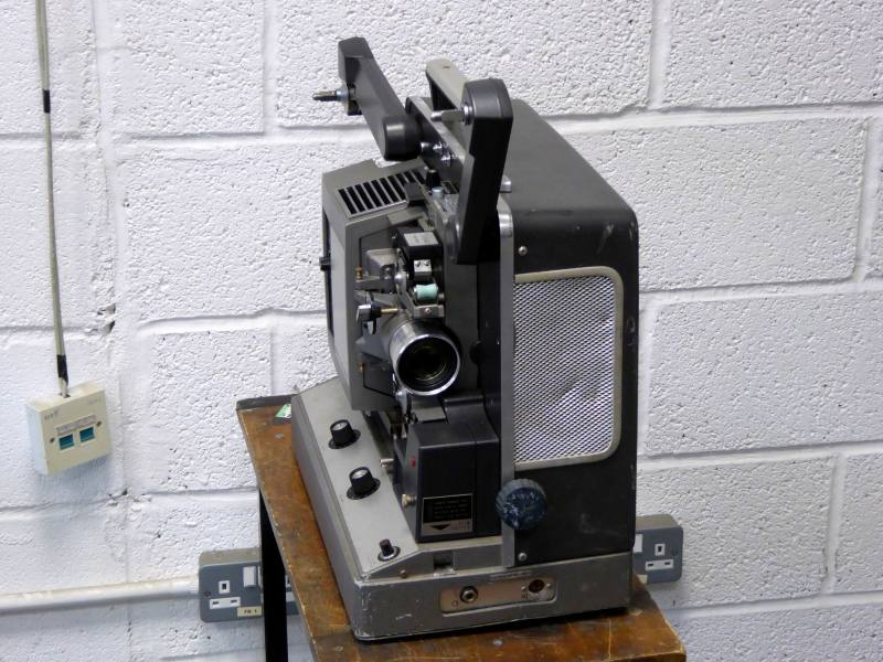 Bell & Howell 1960s-1970s 16mm cine/film projector