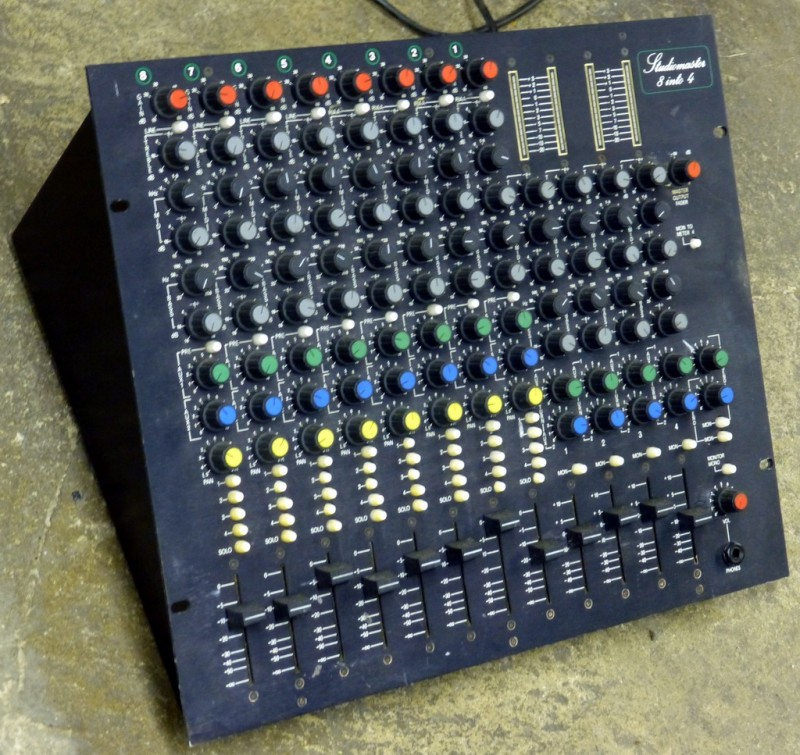Studiomaster 19