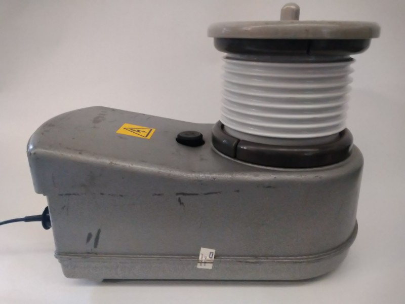 PYE Scalamp very high voltage laboratory electrostatic voltmeter