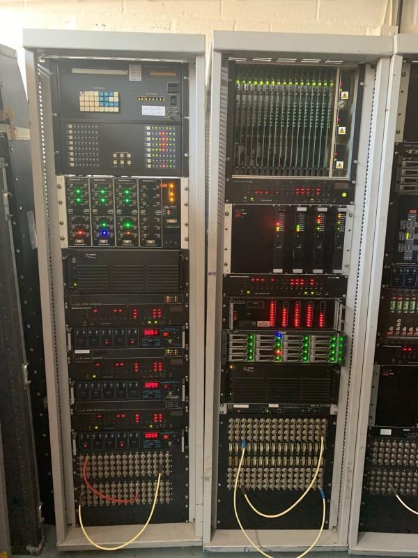 6ft tall practical server racks