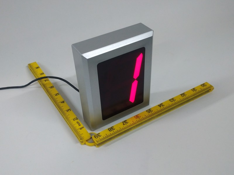 Cashier Counter Position Number Display Screens