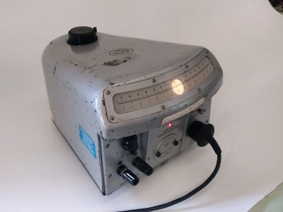 PYE Scalamp moving light spot laboratory galvanometer