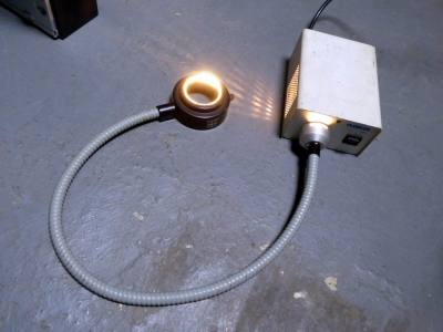 Practical laboratory ring/annular illuminator